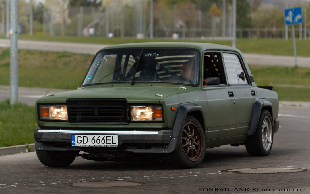 Lada 2107 Swap V8 BMW – Swap de cochon !