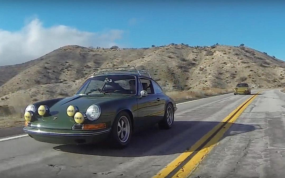 Porsche 911 2.7 S… Resto tout court !