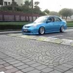 Stance Fails - Une Honda en galère...