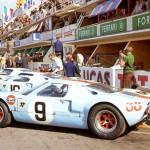 Les 24h du Mans : Onboards de 1956 jusqu'en 2015 - Time racer... 3