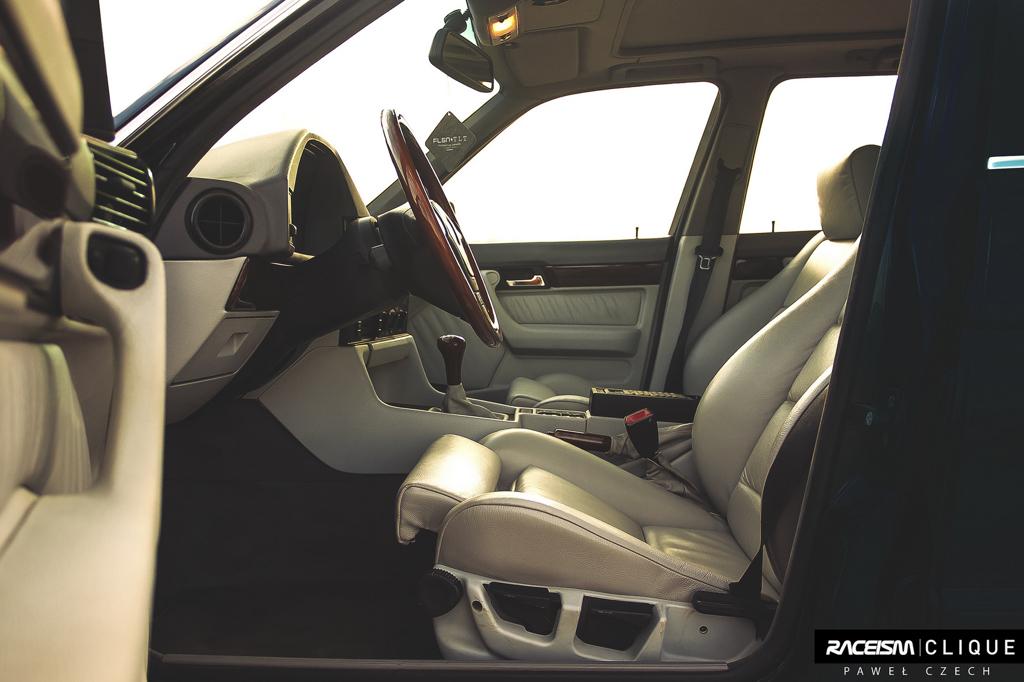 DLEDMV - BMW E34 Touring Slammed - 04
