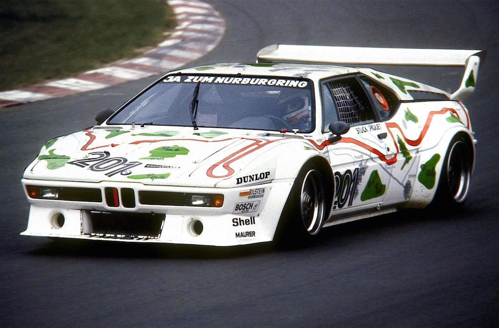 DLEDMV - BMW M1 Nurb - 01