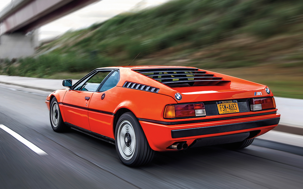 DLEDMV - BMW M1 Road trip - 06