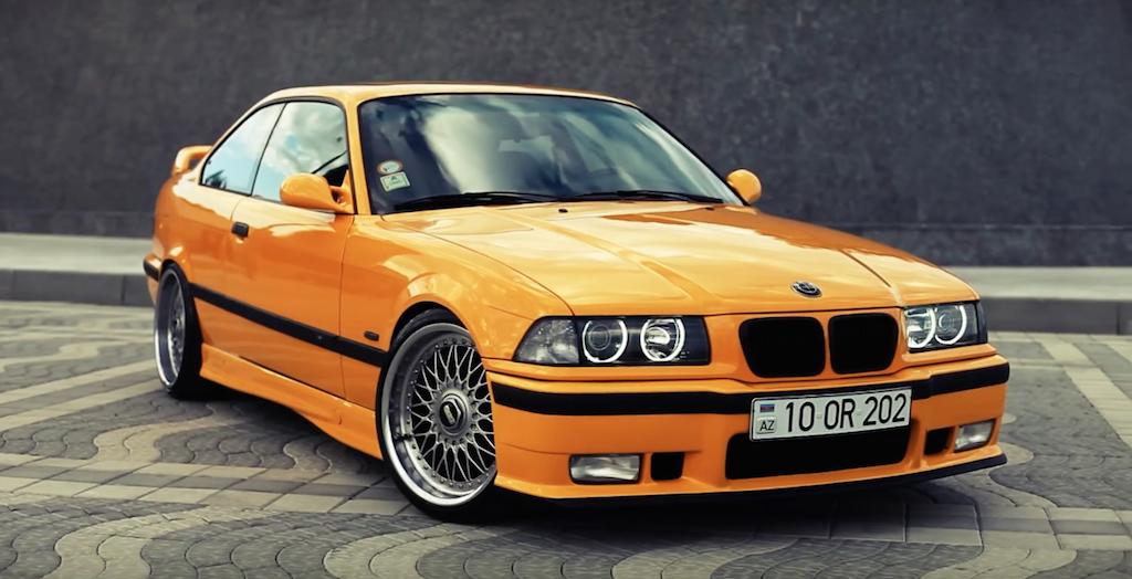 DLEDMV - BMW M3 E36 BBS jaune - 05