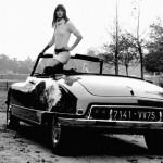 Road trip en Citroen DS 21... Le tapis roulant ! 1