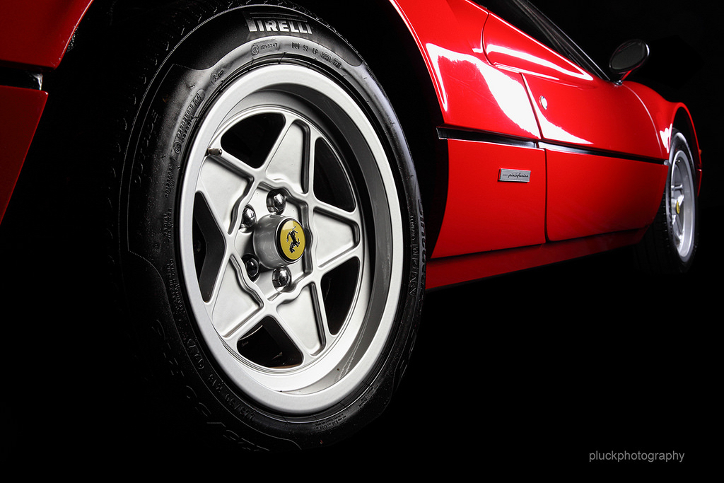 DLEDMV - Ferrari 308 GTB vetroresina - 01