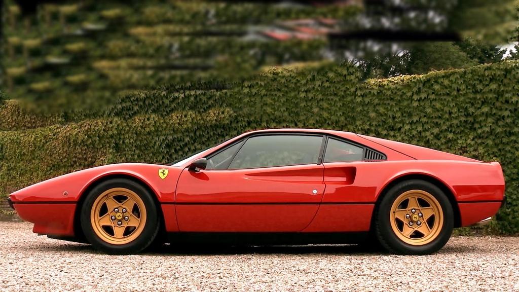 DLEDMV - Ferrari 308 GTB vetroresina - 05