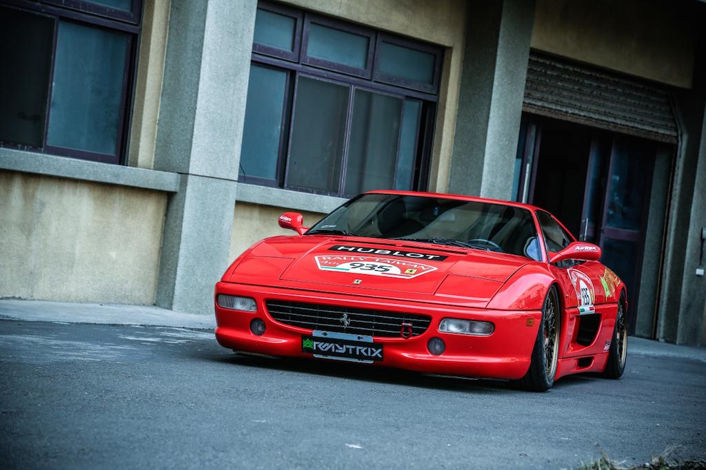 DLEDMV - Ferrari F355 Airride & Armytrix  - 01