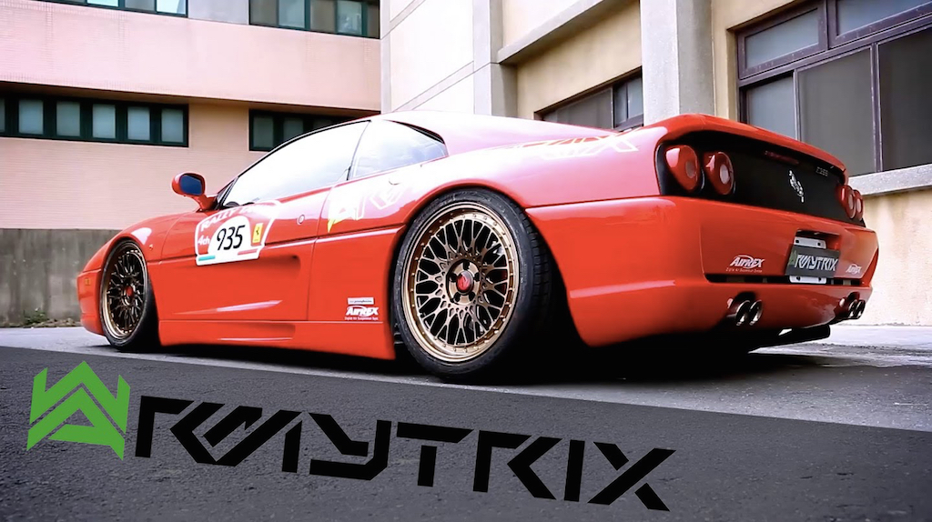 DLEDMV - Ferrari F355 Airride & Armytrix  - 03