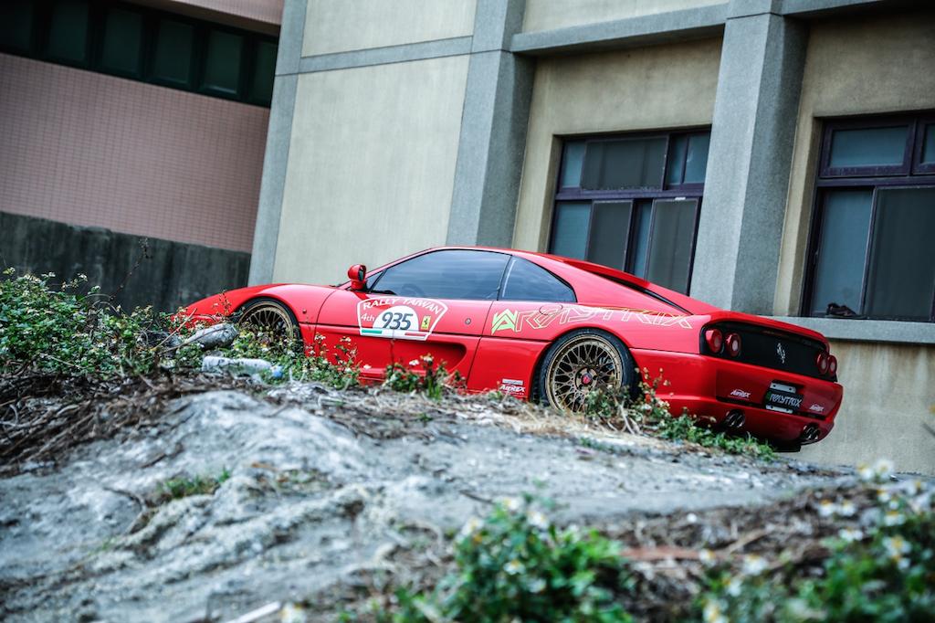 DLEDMV - Ferrari F355 Airride & Armytrix  - 05