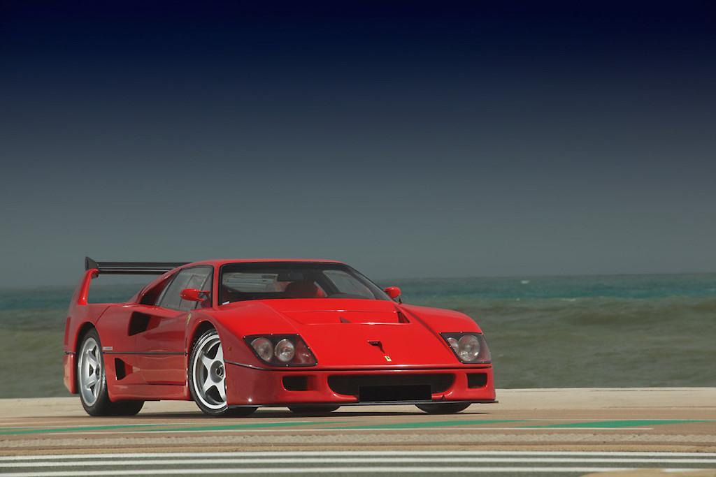 Engine Sound Ferrari F40 Lm Les Anges De L Apocalypse