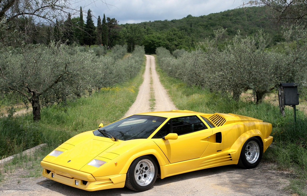 DLEDMV - Lamborghini Countach 25th - 01