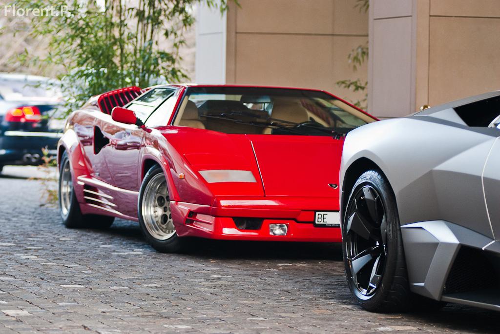 DLEDMV - Lamborghini Countach 25th - 05