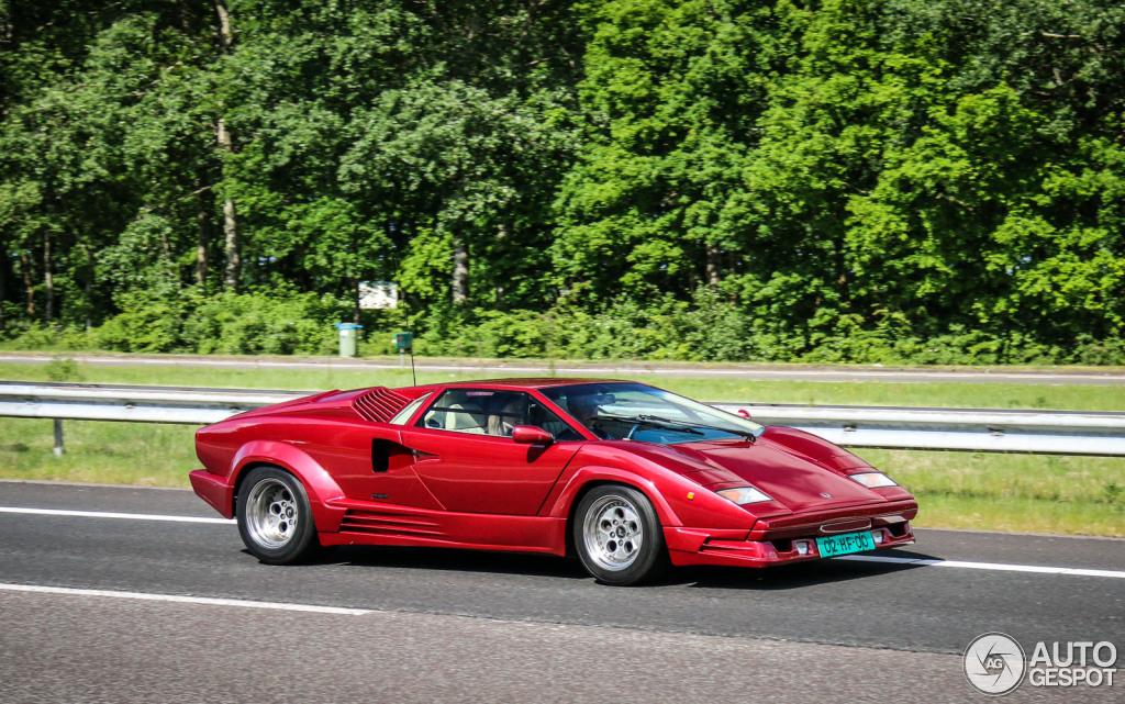 DLEDMV - Lamborghini Countach 25th - 09