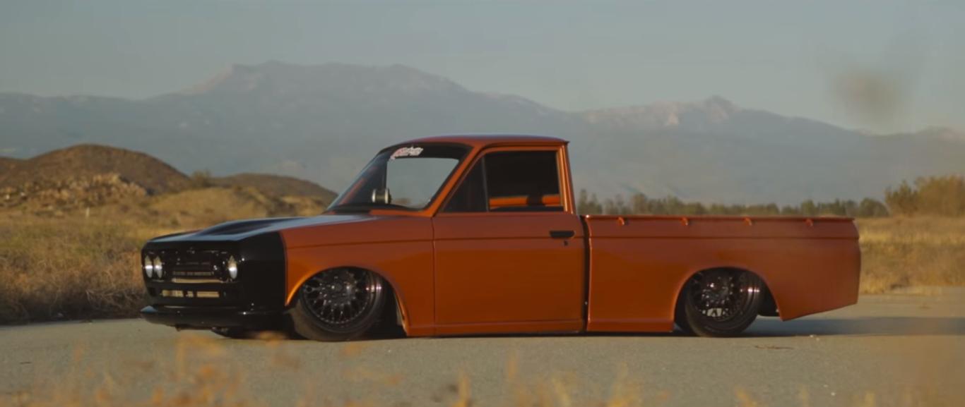 DLEDMV Pickup Datsun RB25DET 02