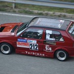 Hillclimb Monster : Golf 2… comme 2 turbos !