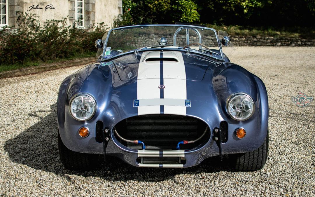 '65 AC Cobra… Un V8 dans ma baignoire !