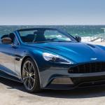 Aston Vanquish Volante : Réveillez vos sens !