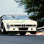 La BMW M1 Procar en enfer...