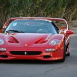 Ferrari F50 On Board Suzuka - Au taquet !
