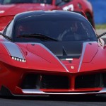 Engine sound – Ferrari FXX, FXX K, 599XX