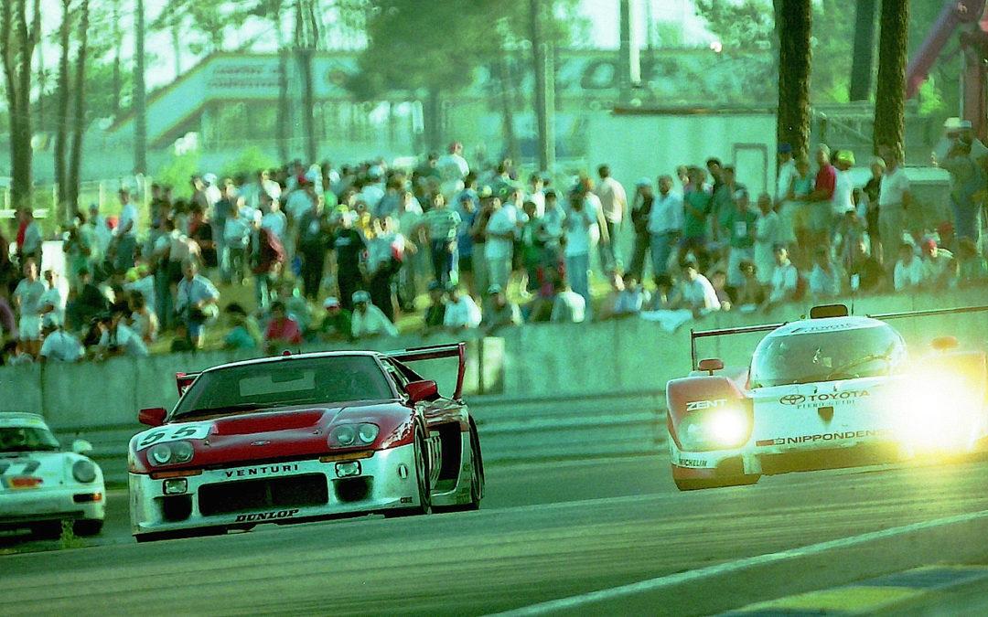 24h du Mans 1993 : La Peugeot 905 se paye le podium !