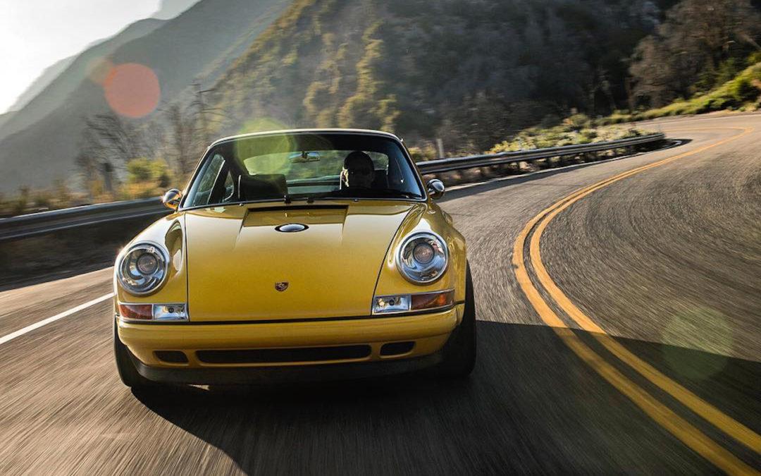 Porsche 911 Aurora… Signée Singer !