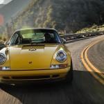 Porsche 911 Aurora... Signée Singer !