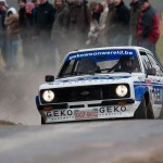 80's rallye... Le drift made in Europe !