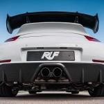 Ruf RTR & RGT... Alors, Turbo ou atmo ?