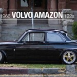 "Volvo Amazon 122S... ""Restoair"" !"