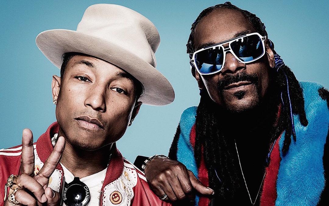 A Fond : Snoop Dogg ft. Pharrell Williams – Drop it like it's hot