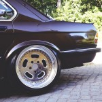 BMW E28 Bavaria : Low & Bow ! 3