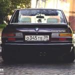 BMW E28 Bavaria : Low & Bow ! 2