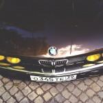 BMW E28 Bavaria : Low & Bow ! 1