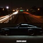 Black Datsun 280ZX... Le monstre ! 2