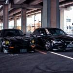 Black Datsun 280ZX... Le monstre ! 1