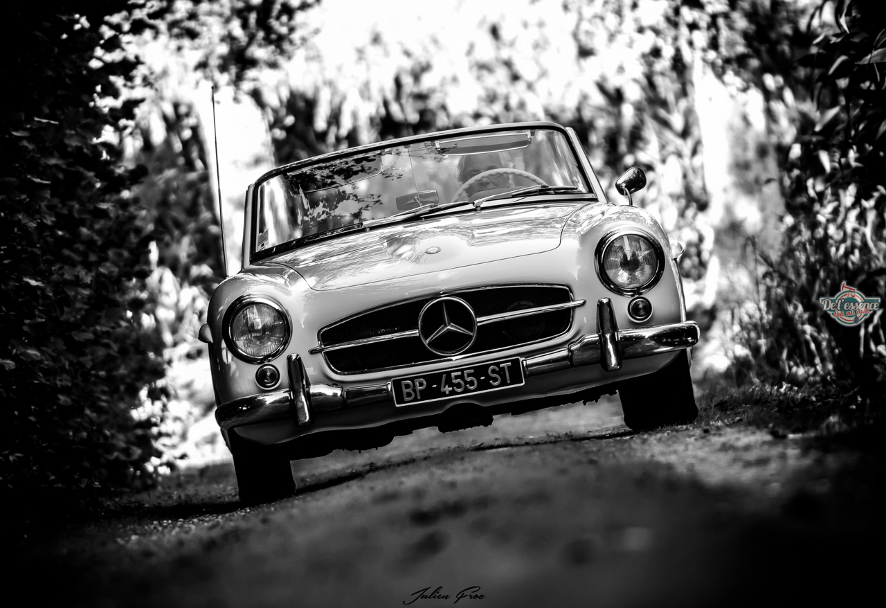DLEDMV - Mercedes 190 SL JulienF - 05