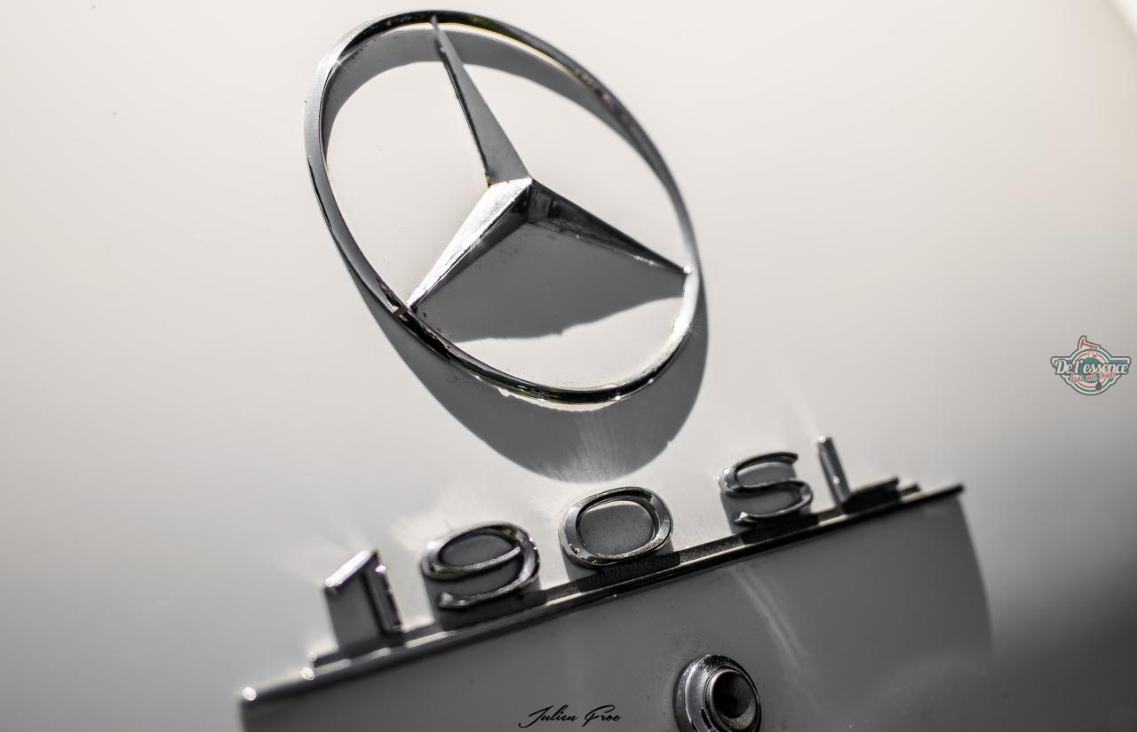 DLEDMV - Mercedes 190 SL JulienF - 07