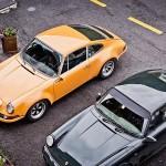 Drive : Road trip en 911 dans les Alpes en direction des Mille Miglia