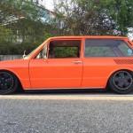 Slammed '75 VW Brasilia - Wolfsburg de Janeiro ! 5