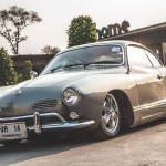 Slammed '74 Karmann Ghia... Simplement belle ! 4