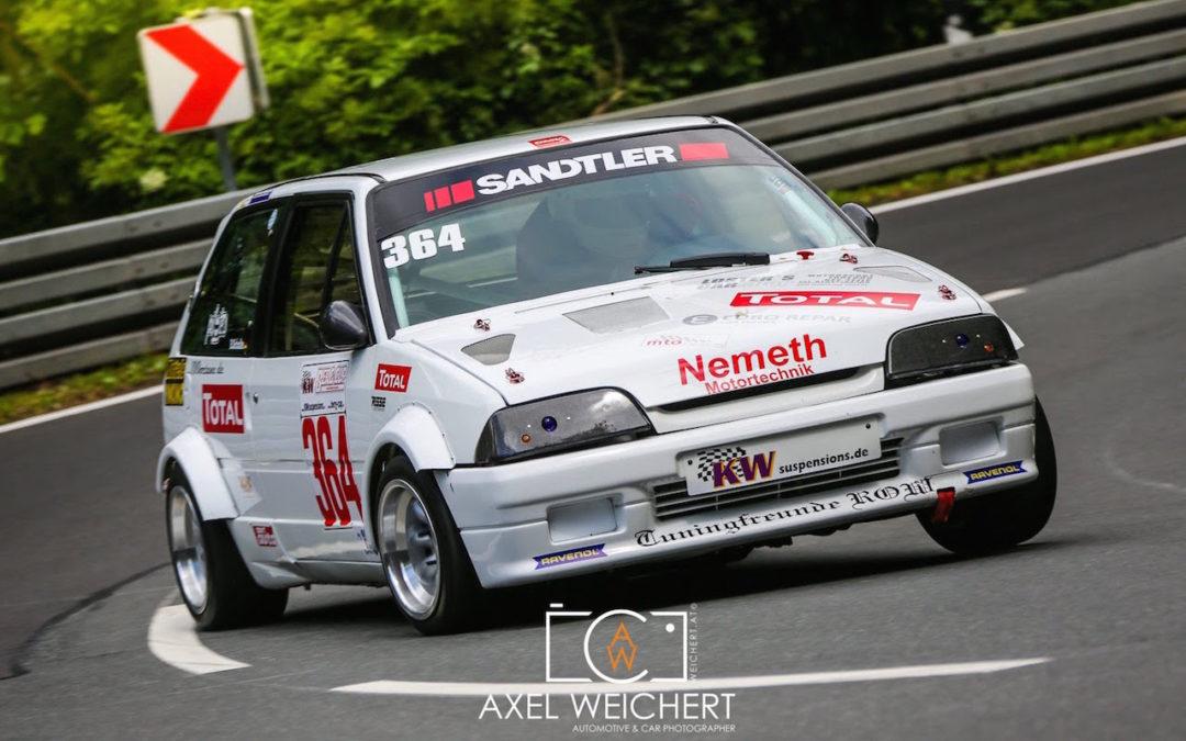 Hillclimb Monster : Citroen AX Sport 8V… Petite nerveuse !