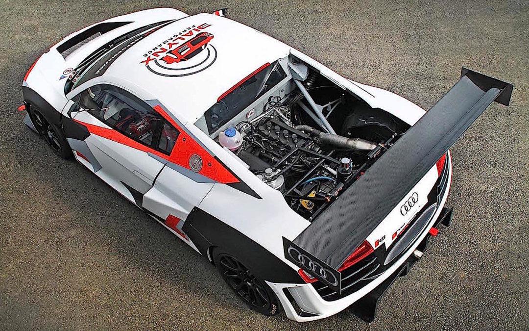 Hillclimb Monster : Audi R8 2.0 TFSI…
