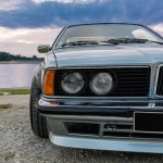 BMW 635 csi Scarlett's Shark Attack