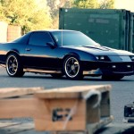 Camaro Iroc Z - Au cœur fondant de Corvette...