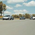 LaFerrari, P1, 918 & Huayra… Les 4 fantastiques !