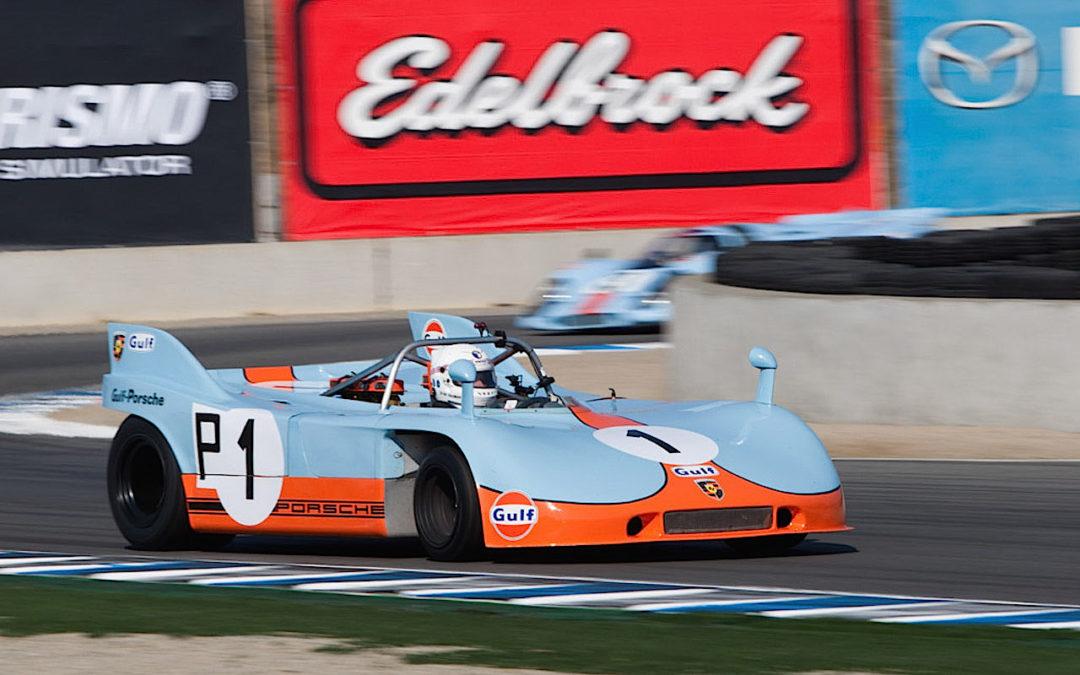 Porsche 908-3 Spider onboard : Interdit aux fillettes !
