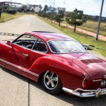 Red Karmann Ghia  - So Sexy !