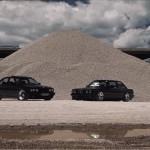 Violent BMW'S – E30 + E34 = claquage d'œil²